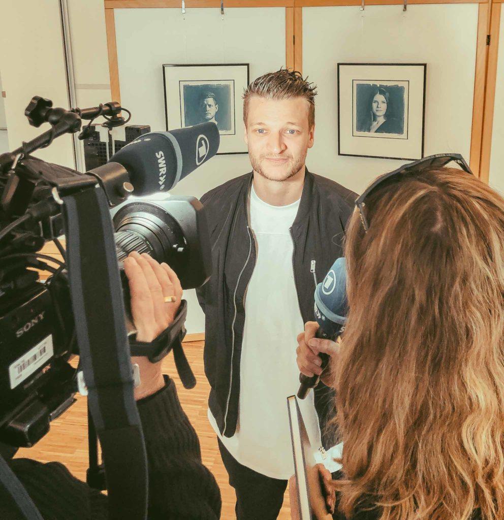 Interview mit ARD (2019)